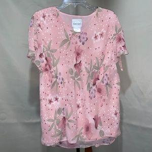 Fashion Bug Matching Blouse & Skirt~18/20W~